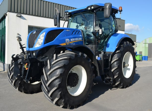 New Holland T7.260 Autocommand