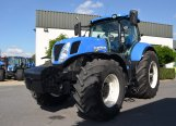 New Holland T7.260 Powercommand SideWinder