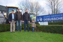 DEBUSSCHE AGRО SERVICE - Базата ни в Белгия!