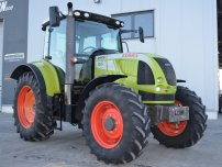 Трактори - Claas Arion 620