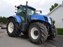 Трактори - New Holland T7.260 SideWinder