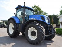 Трактори - New Holland T7.235 Autocommand