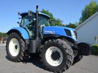 Трактори - New Holland T7.235 PC SideWinder