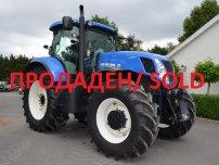 Трактори - New Holland T7.235 Autocommand