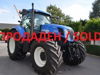 Трактори - New Holland T7.250 Autocommand