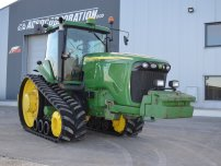 Трактори - John Deere 8420T