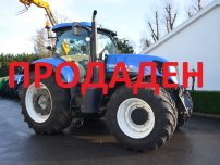 Трактори - New Holland T7.260 PC SideWinder