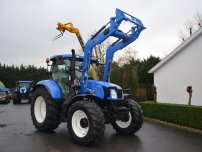 Трактори - New Holland T6.160 Autocommand