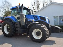 Трактори - New Holland T8.410 Ultra Command