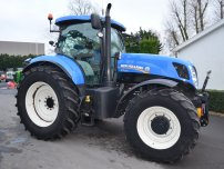 Трактори - New Holland T7.250 Powercommsnd SideWinder