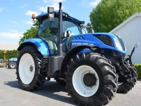 Трактори - New Holland T7.210 Powercommand SideWinder