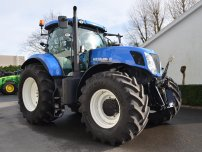 Трактори - New Holland T7.250 Powercommand SideWinder