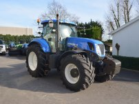 Трактори - New Holland T7.260 Powercommand SideWinder
