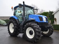Трактори - New Holland T6.140