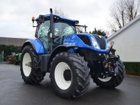Трактори - New Holland T7.260 Powercommand