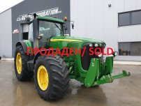 Трактори - John Deere 8220  Powershift TLS