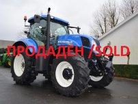 Трактори - New Holland T7.200 Autocommand
