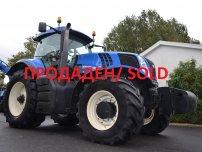 Трактори - New Holland T8.360 Ultracommand