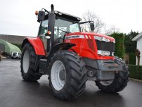 Трактори - Masseey Ferguson 7616 Dyna-6 Exclusive