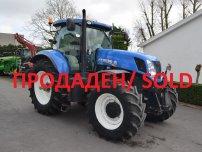 Трактори - New Holland T7.260 PC SideWinder