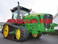 Трактори - John Deere 8345RT