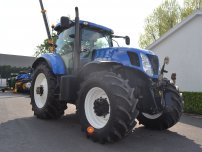 Трактори - New Holland T7.270 Autocommmand