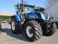 Трактори - New Holland T7.260 Autocommand