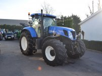 Трактори - New Holland T7.250 PC SideWinder