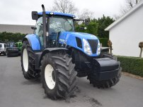 Трактори - New Holland T7.235 PC SideWinder