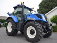 Трактори - New Holland T7.210 PC SideWinder