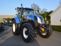 Трактори - New Holland T7.200 Autocommand
